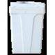 Бак для соли квадратный 140 л (582х362х904) в комплекте