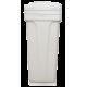 Бак для соли квадратный 70 л (332*332*880) в комплекте
