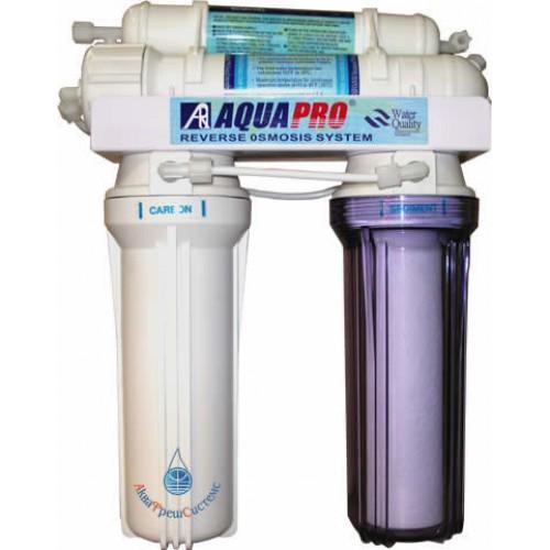 Aquapro ap-580 инструкция по установке